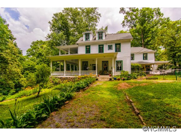2.87 acres in Black Mountain, North Carolina