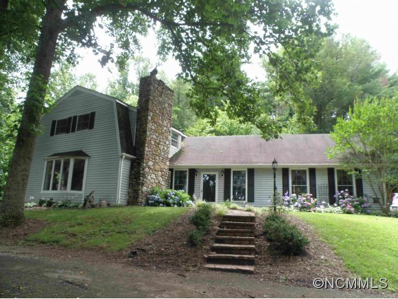 13.63 acres in Weaverville, North Carolina