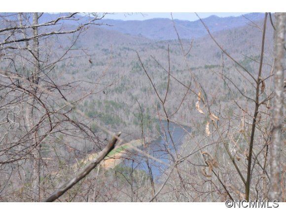 150 acres in Bryson City, North Carolina