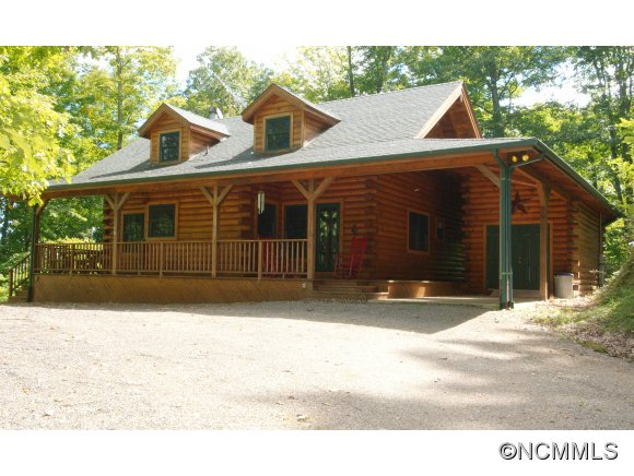 9.34 acres in Maggie Valley, North Carolina