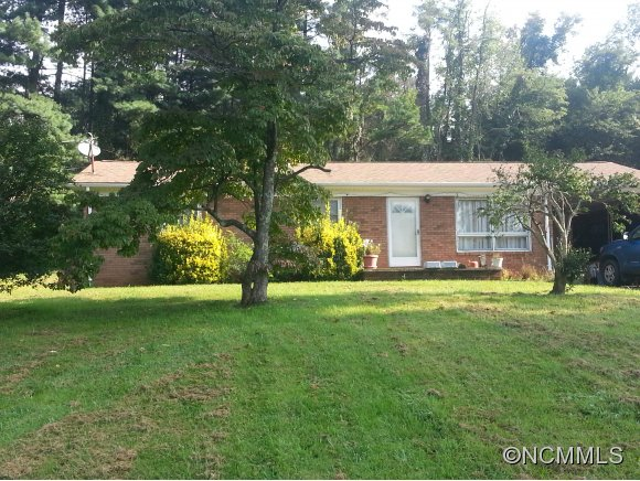3.38 acres Candler, NC