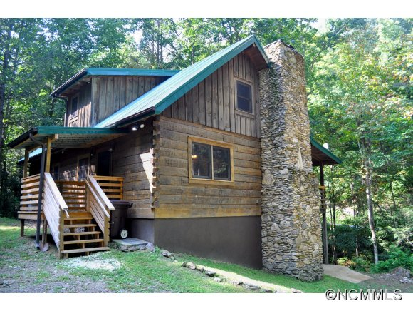 6.6 acres in Hot Springs, North Carolina