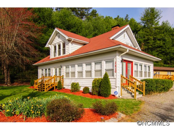 3.36 acres Candler, NC