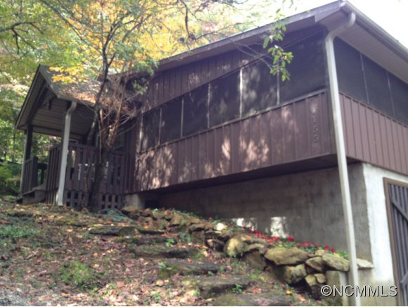 3.41 acres in Cedar Mountain, North Carolina