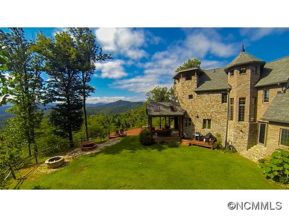 58.9 acres in Black Mountain, North Carolina