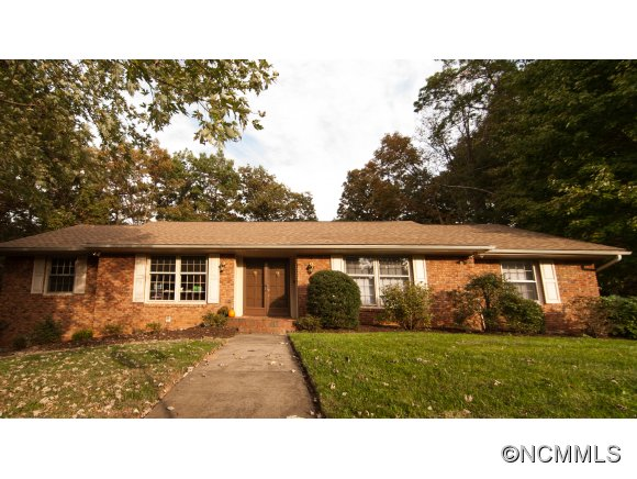 3 W Baird Mountain Rd, Asheville, NC 28804