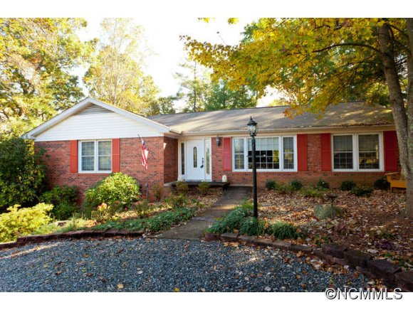5 W Baird Mountain Rd, Asheville, NC 28804