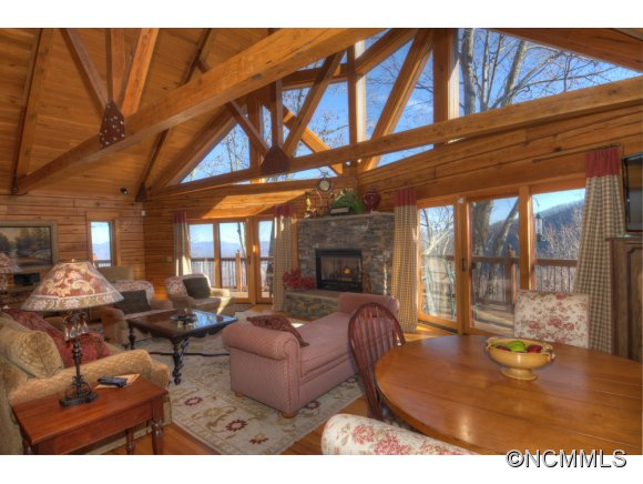 7.9 acres in Maggie Valley, North Carolina