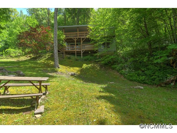 2.31 acres in Maggie Valley, North Carolina