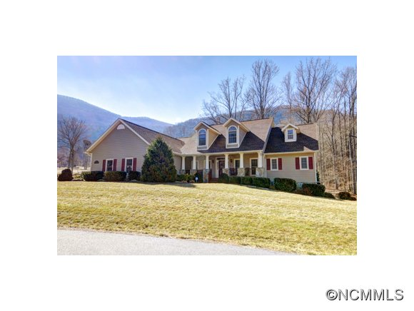 2.21 acres in Waynesville, North Carolina