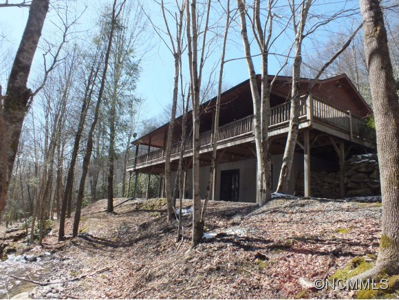4 acres in Maggie Valley, North Carolina