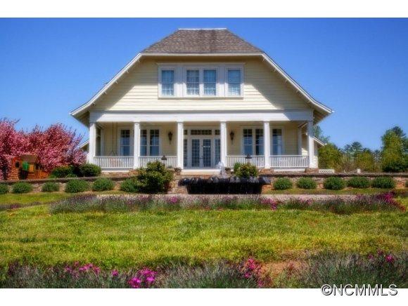 35.27 acres Hendersonville, NC