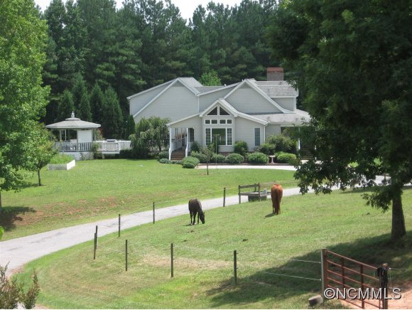 41.93 acres Tryon, NC