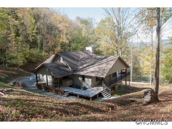 45 acres in Weaverville, North Carolina