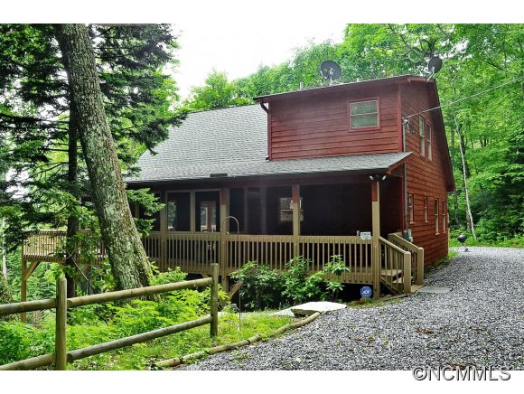Image of Residential for Sale near Sylva, North Carolina, in Jackson County: 2.8 acres