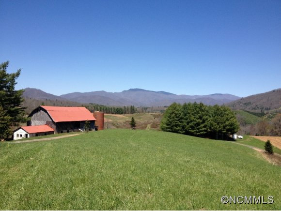 130 acres Green Mountain, NC