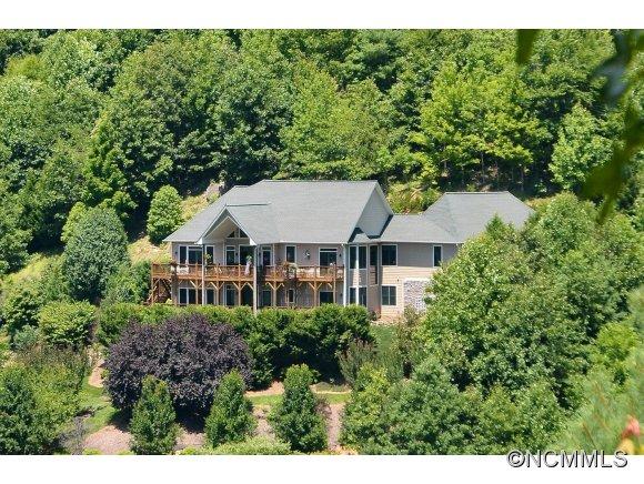 2.64 acres Waynesville, NC