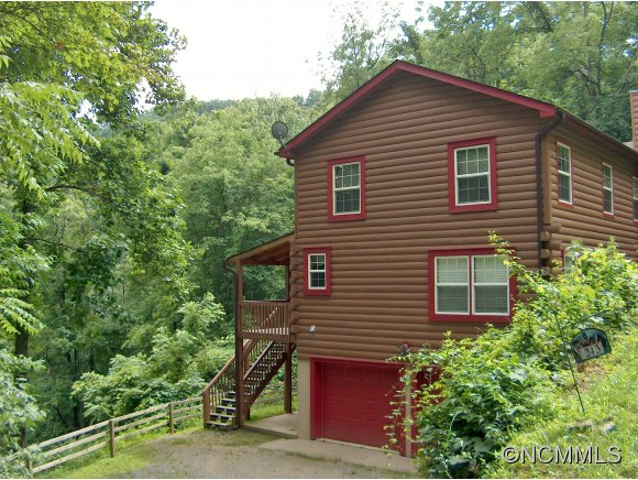 2.32 acres Maggie Valley, NC