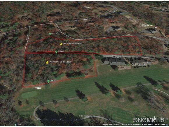 7.55 acres Spruce Pine, NC