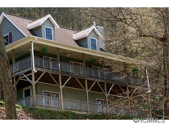 165 Mountain Lily Ridge Drive, one of homes for sale in Swannanoa