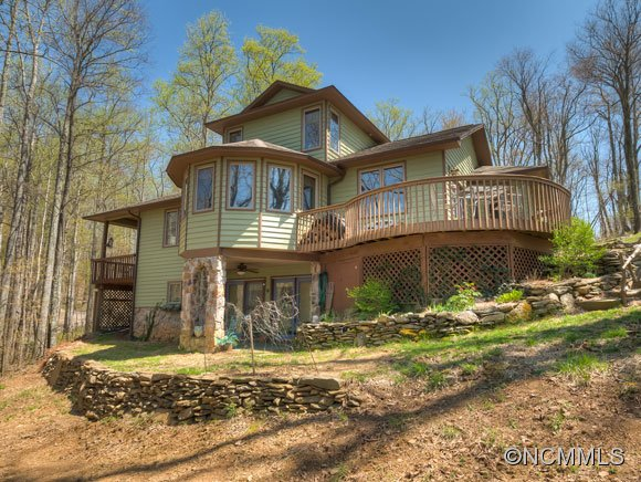 413 Harrison Hill, one of homes for sale in Swannanoa