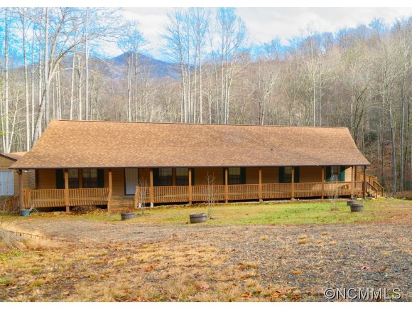 20 acres Candler, NC
