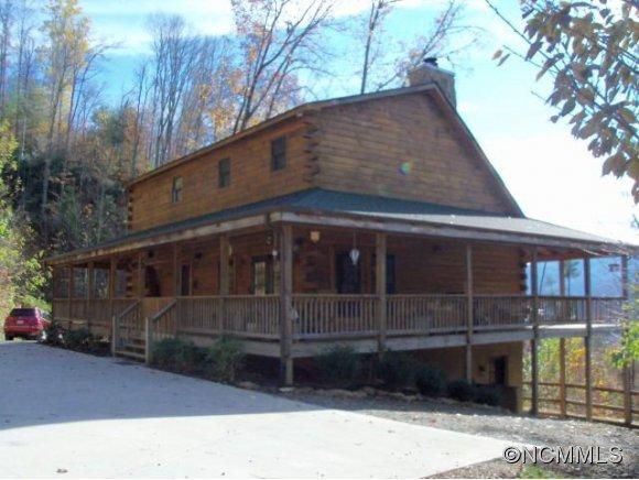 5.43 acres Whittier, NC