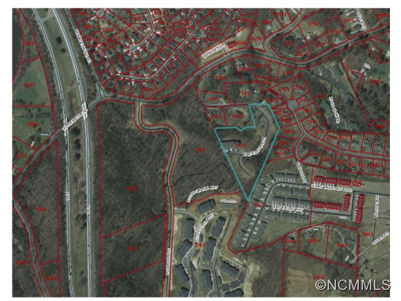 5.5 acres by Arden, North Carolina for sale
