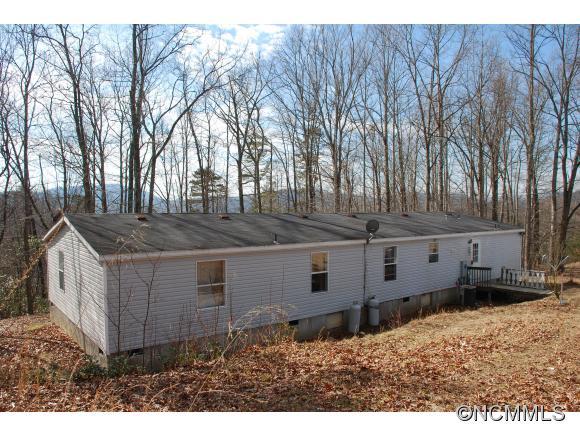 2.77 acres Mills River, NC