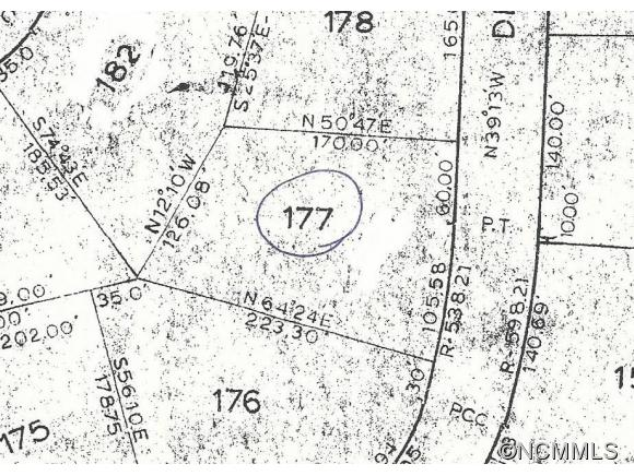 177 McDaris Loop Dr, Mars Hill, NC 28754