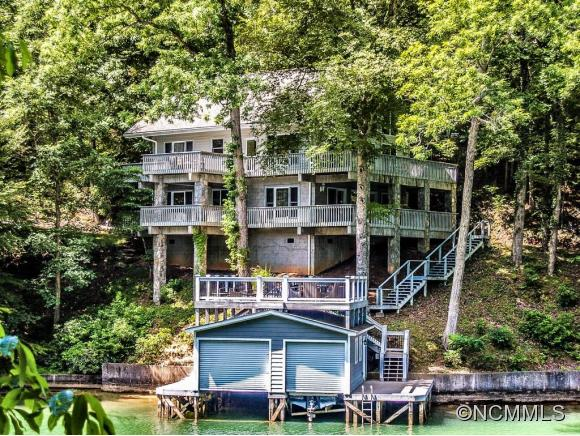 213 Allen Drive, one of homes for sale in Lake Lure
