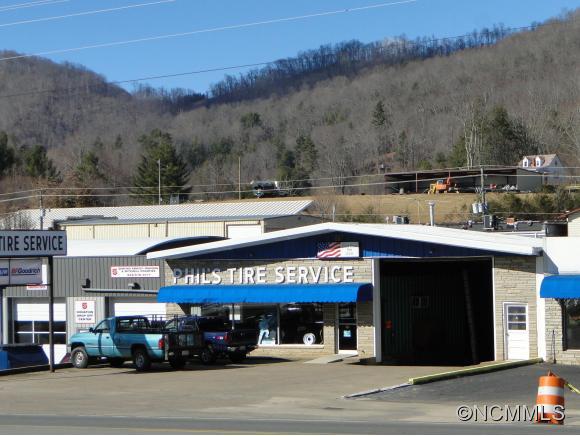 0.54 acres Burnsville, NC