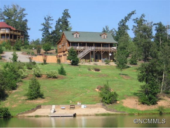 One of Lake Lure 3 Bedroom Loft Homes for Sale