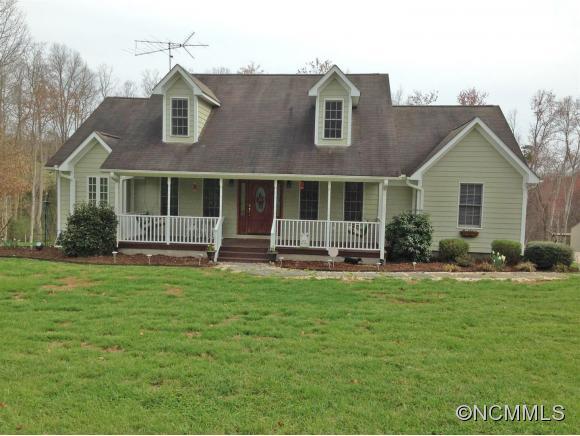 12.19 acres Rutherfordton, NC