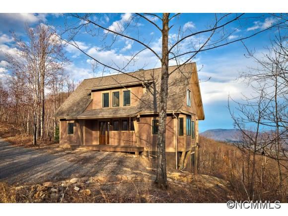 2.45 acres Black Mountain, NC