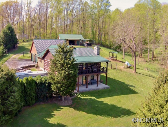 2.73 acres Leicester, NC