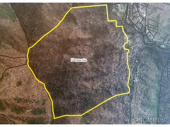 350 acres Burnsville, NC