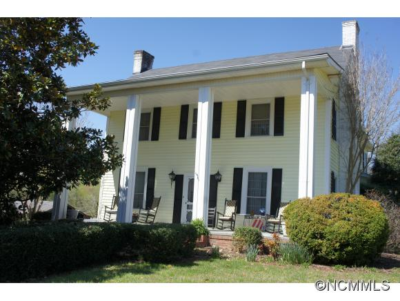 39.13 acres Rutherfordton, NC
