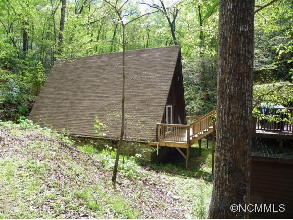 One of Lake Lure 2 Bedroom Loft Homes for Sale