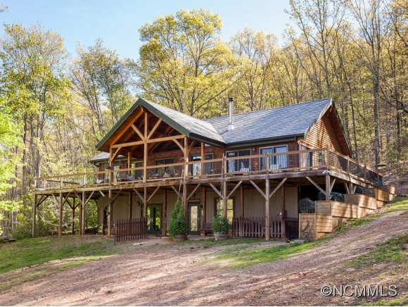 52 acres Candler, NC