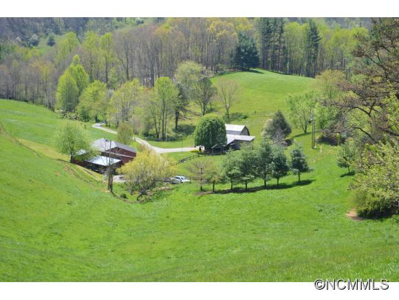 32.6 acres Clyde, NC
