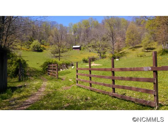 106 acres Marshall, NC