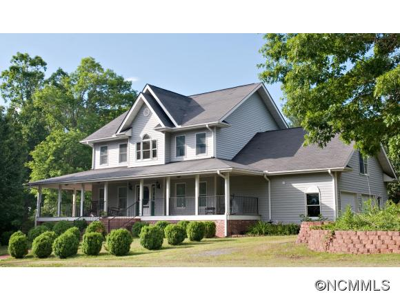 4.5 acres Weaverville, NC