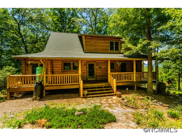 354 Log Cabin Ln, Mill Spring, NC 28756