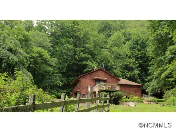 39.3 acres Hot Springs, NC
