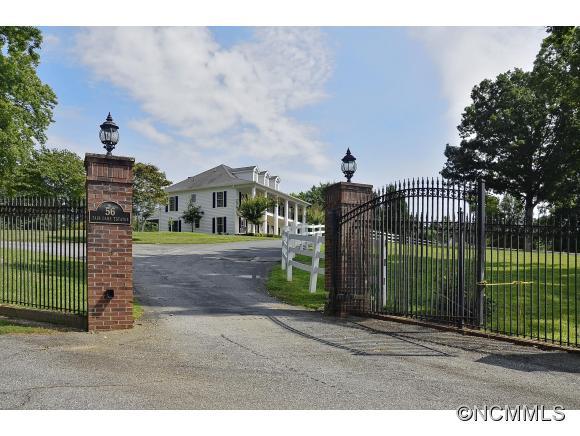 3.35 acres Fairview, NC