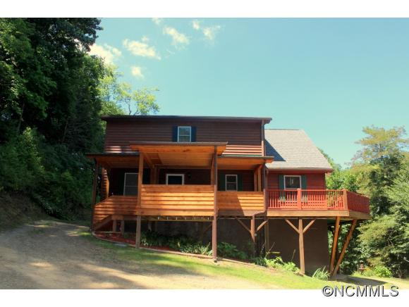 136 Grouse Point Rd, Hot Springs, NC 28743