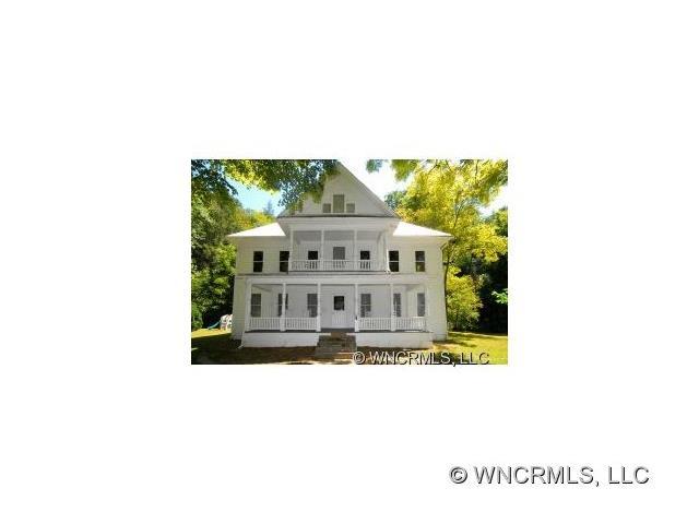 2.58 acres Marshall, NC