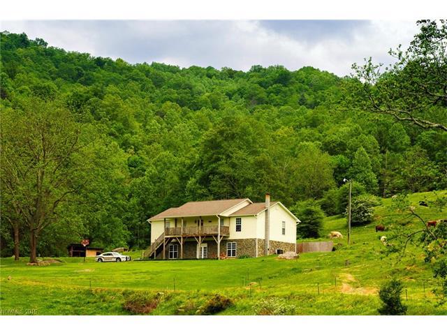 742 acres Barnardsville, NC
