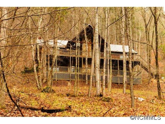 167 acres Marshall, NC